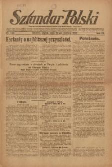 Sztandar Polski, 1921, R. 3, Nr. 142