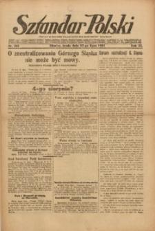 Sztandar Polski, 1921, R. 3, Nr. 169