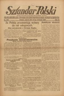 Sztandar Polski, 1921, R. 3, Nr. 222