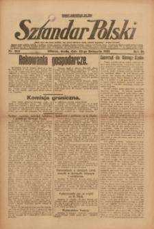 Sztandar Polski, 1921, R. 3, Nr. 269