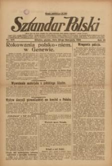 Sztandar Polski, 1921, R. 3, Nr. 271