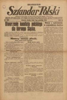 Sztandar Polski, 1921, R. 3, Nr. 281