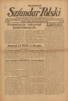 Sztandar Polski, 1921, R. 3, Nr. 283
