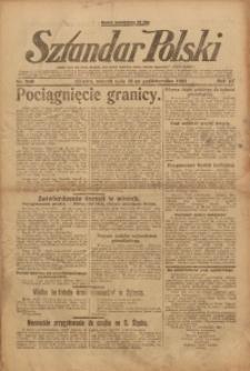 Sztandar Polski, 1921, R. 3, Nr. 240