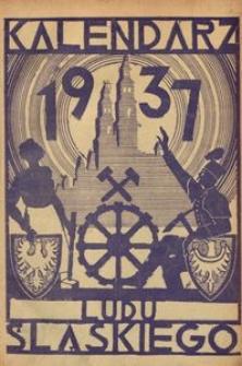 Ilustrowany Kalendarz Ludu Śląskiego na Rok 1937