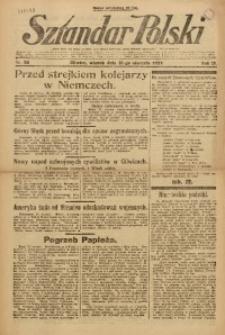 Sztandar Polski, 1922, R. 4, Nr. 25