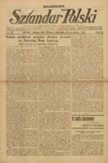 Sztandar Polski, 1922, R. 4, Nr. 70