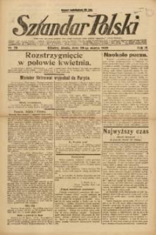 Sztandar Polski, 1922, R. 4, Nr. 72