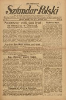 Sztandar Polski, 1922, R. 4, Nr. 83