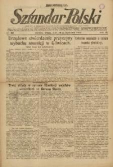 Sztandar Polski, 1922, R. 4, Nr. 89