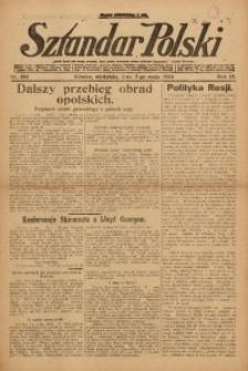 Sztandar Polski, 1922, R. 4, Nr. 104