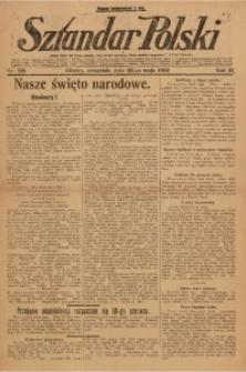 Sztandar Polski, 1922, R. 4, Nr. 119
