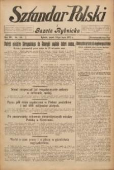 Sztandar Polski i Gazeta Rybnicka, 1925, R. 7, Nr. 158