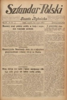 Sztandar Polski i Gazeta Rybnicka, 1925, R. 7, Nr. 173