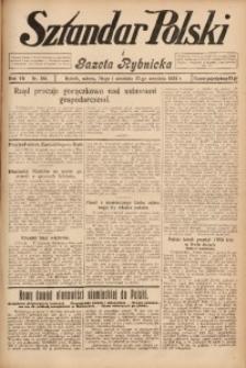 Sztandar Polski i Gazeta Rybnicka, 1925, R. 7, Nr. 186