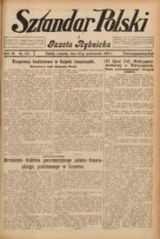 Sztandar Polski, 1925, R. 7, Nr. 197