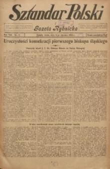 Sztandar Polski i Gazeta Rybnicka, 1926, R. 8, Nr. 2