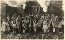 [Obchody imienin Marszałka Józefa Piłsudskiego w Morawskiej Ostrawie 17 III 1935]