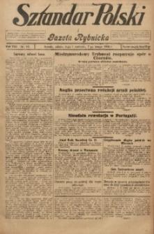 Sztandar Polski i Gazeta Rybnicka, 1926, R. 8, Nr. 15