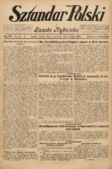 Sztandar Polski i Gazeta Rybnicka, 1926, R. 8, Nr. 21
