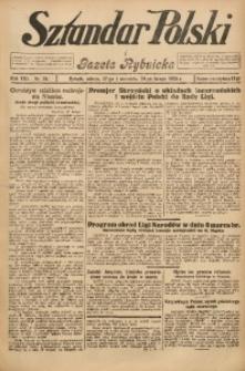 Sztandar Polski i Gazeta Rybnicka, 1926, R. 8, Nr. 24