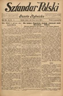 Sztandar Polski i Gazeta Rybnicka, 1926, R. 8, Nr. 34
