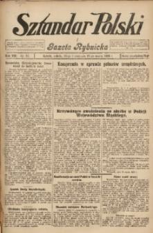 Sztandar Polski i Gazeta Rybnicka, 1926, R. 8, Nr. 36