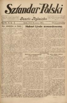 Sztandar Polski i Gazeta Rybnicka, 1926, R. 8, Nr. 44