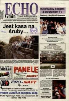 Echo Gmin : tygodnik regionalny 2003, nr 36 (312).