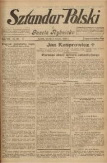 Sztandar Polski i Gazeta Rybnicka, 1926, R. 8, Nr. 89