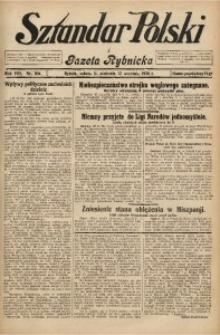 Sztandar Polski i Gazeta Rybnicka, 1926, R. 8, Nr. 106