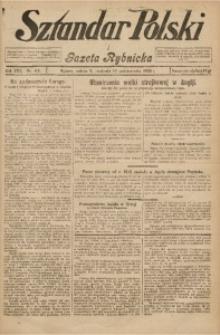 Sztandar Polski i Gazeta Rybnicka, 1926, R. 8, Nr. 118