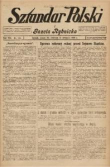 Sztandar Polski i Gazeta Rybnicka, 1926, R. 8, Nr. 135