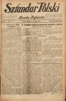 Sztandar Polski i Gazeta Rybnicka, 1927, R. 9, Nr. 5