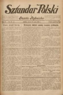 Sztandar Polski i Gazeta Rybnicka, 1927, R. 9, Nr. 33