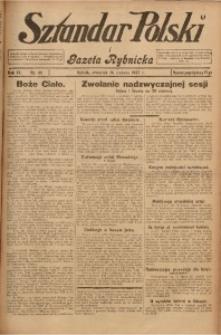 Sztandar Polski i Gazeta Rybnicka, 1927, R. 9, Nr. 68