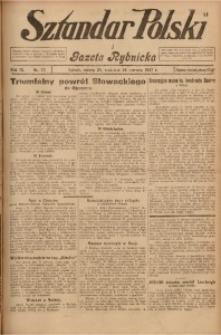 Sztandar Polski i Gazeta Rybnicka, 1927, R. 9, Nr. 72
