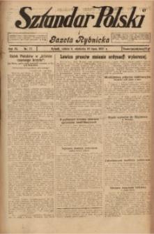 Sztandar Polski i Gazeta Rybnicka, 1927, R. 9, Nr. 77
