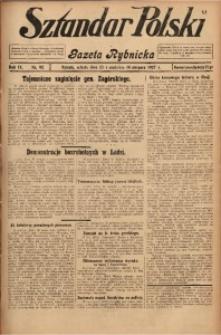 Sztandar Polski i Gazeta Rybnicka, 1927, R. 9, Nr. 92