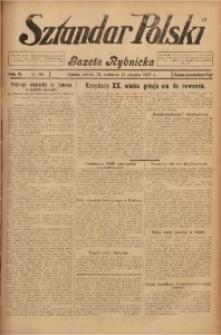 Sztandar Polski i Gazeta Rybnicka, 1927, R. 9, Nr. 94