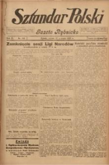 Sztandar Polski i Gazeta Rybnicka, 1927, R. 9, Nr. 110