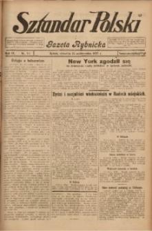 Sztandar Polski i Gazeta Rybnicka, 1927, R. 9, Nr. 117