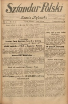 Sztandar Polski i Gazeta Rybnicka, 1928, R. 10, Nr. 14