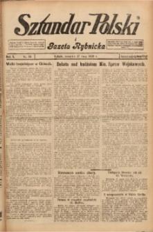 Sztandar Polski i Gazeta Rybnicka, 1928, R. 10, Nr. 58