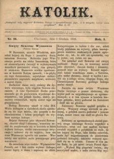 Katolik, 1868, R. 1, nr 16