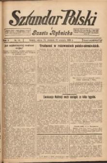Sztandar Polski i Gazeta Rybnicka, 1928, R. 10, Nr. 111