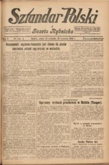 Sztandar Polski i Gazeta Rybnicka, 1928, R. 10, Nr. 114