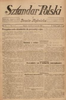 Sztandar Polski i Gazeta Rybnicka, 1929, R. 11, Nr. 11