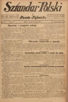 Sztandar Polski i Gazeta Rybnicka, 1929, R. 11, Nr. 60
