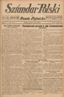 Sztandar Polski i Gazeta Rybnicka, 1929, R. 11, Nr. 75